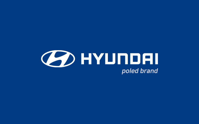HYUNDAI POLED  Responsive web design by Web agency Helloweb Seoul, Korea
